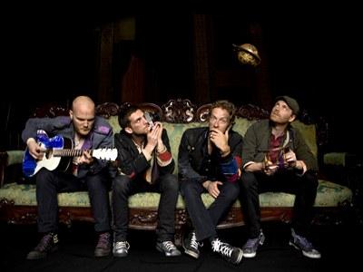 Chris Martin (Coldplay) - foto pubblicata da gaelledecoldplay