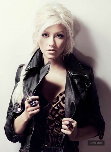 Christina Aguilera - photo postée par ladylaura88