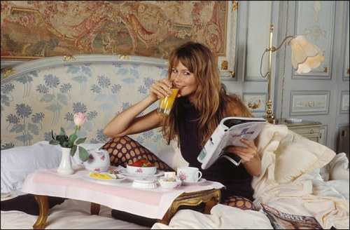 Claudia Schiffer - Bild veröffentlicht von lesichon