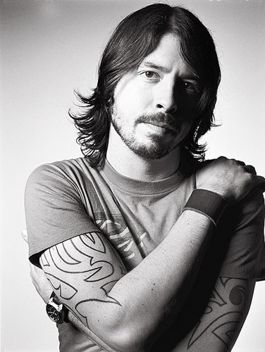 Dave Grohl (Les Foo Fighters) - Photo posted by mariamgrohl