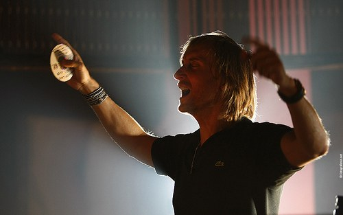 David Guetta - Photo posted by janithza