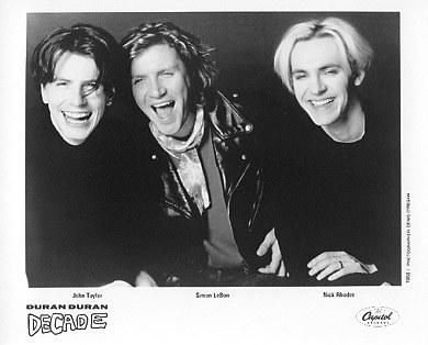 Duran Duran - photo postée par burbuja8910