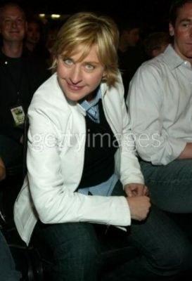 Ellen DeGeneres - Photo posted by bluejar