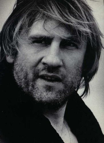Gérard Depardieu - Photo posted by romuflohugo