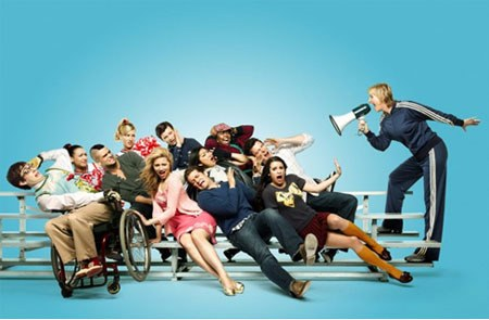 Glee - foto publicada por cathyeyre