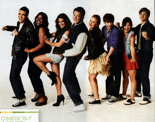 Glee - Photo posted by chahinaz25