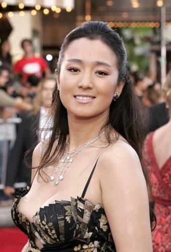 Gong Li - foto publicada por alexdgo