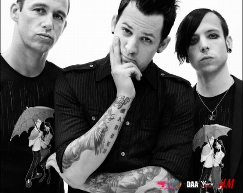 Good Charlotte - Photo posted by via73
