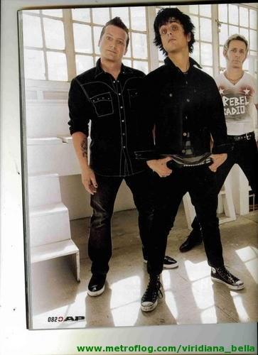 Green Day - Bild veröffentlicht von rocksue