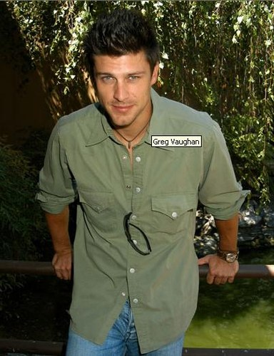 Greg Vaughan - Photo posted by sidheseers