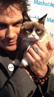 Ian Somerhalder - photo postée par cdtlucky