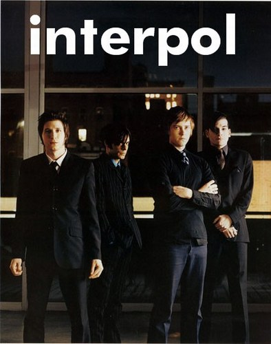 Interpol - photo postée par marmiton37