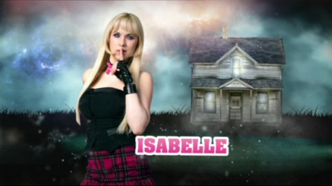 Isabelle (Secret Story 2) - photo postée par jodijodo