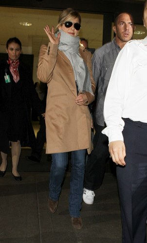 Jennifer Aniston - foto pubblicata da lindaavenue