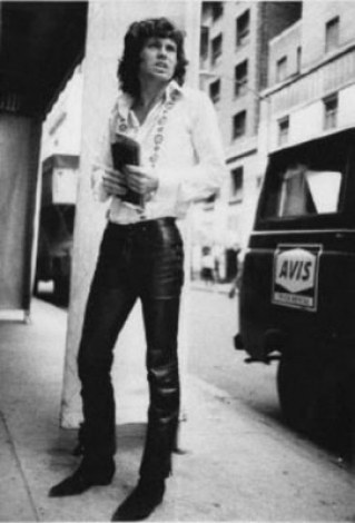 Jim Morrison El Album Del Club De Fans