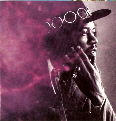Jimi Hendrix - foto publicada por cucamala