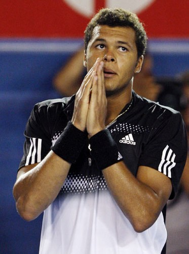 Jo-Wilfried Tsonga - Photo posted by victoire17100