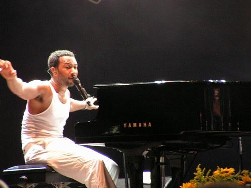 John Legend - foto pubblicata da consuelo169