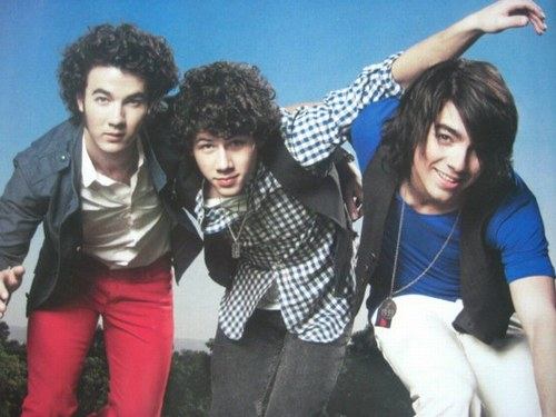 Jonas Brothers - photo postée par hopeneverdies