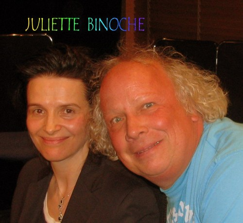 Juliette Binoche - photo postée par gillou07
