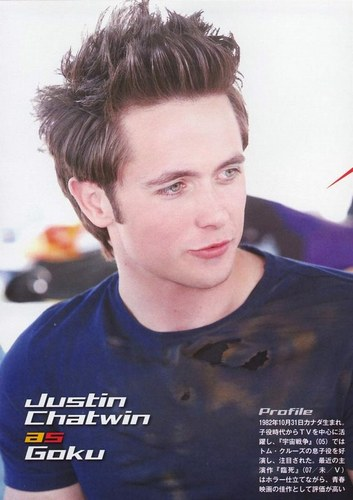 Justin Chatwin - photo postée par harleen10