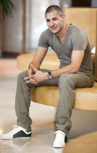 Karim Benzema - photo postée par nr84