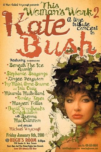 Kate Bush - photo postée par eoc19