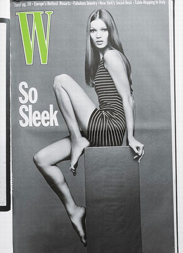 Kate Moss - photo postée par lesichon
