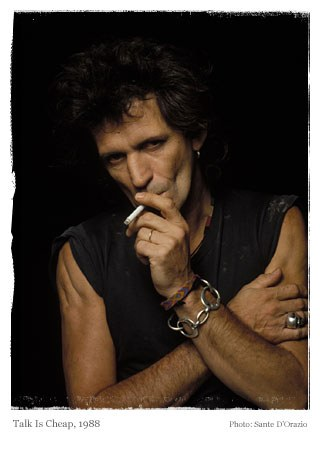 Keith Richards - Photo posted by keithrichards