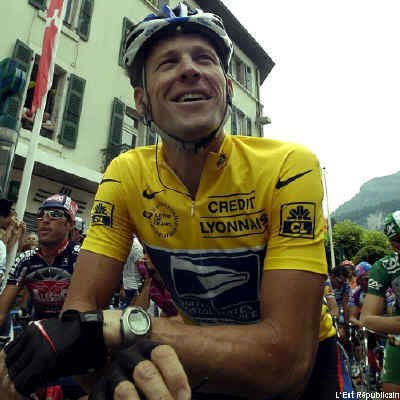 Lance Armstrong - Photo posted by mike0381