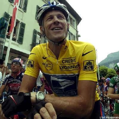 Lance Armstrong - Bild veröffentlicht von mike0381