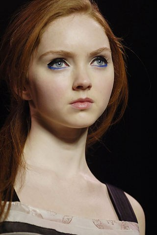 Lily Cole - photo postée par dancefairy