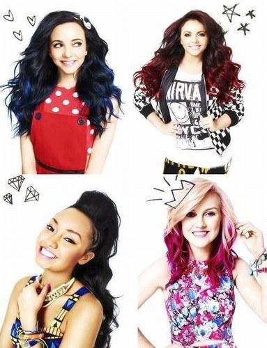 Little Mix - photo postée par orlane785