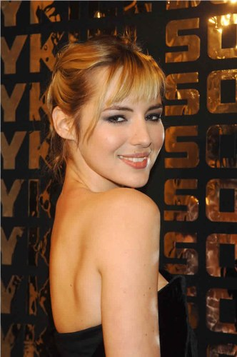Louise Bourgoin - photo postée par celinestaff