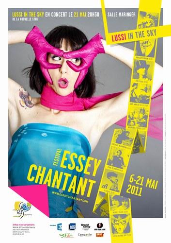 Lussi (Nouvelle Star 2010) - photo postée par esseychantant