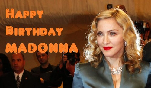 Madonna - Photo posted by juji22