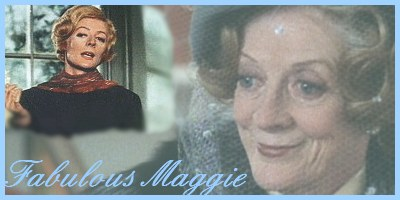 Maggie Smith - Photo posted by loveth31