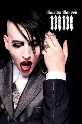 Marilyn Manson - photo postée par darkadia
