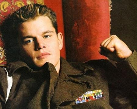 Matt Damon - foto pubblicata da mattdamon4