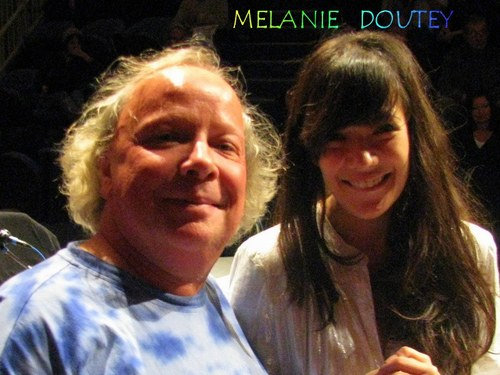 Mélanie Doutey - photo postée par gillou07