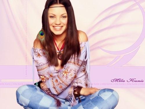 Mila Kunis - foto publicada por jackiekunis