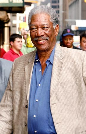 Morgan Freeman - photo postée par salamanca12