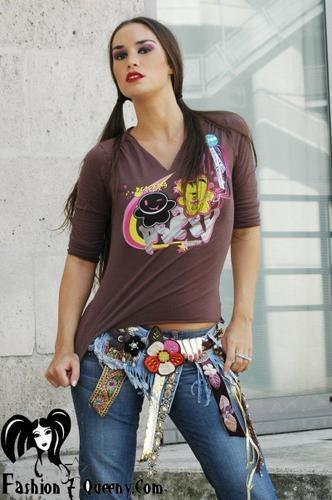 Morganne Matis (Star Academy 3) - photo postée par salamanca12