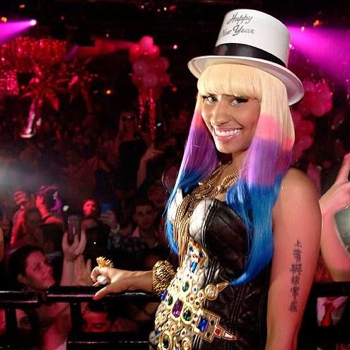 Nicki Minaj - foto publicada por lilsab181312
