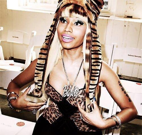 Nicki Minaj - photo postée par kiimberay