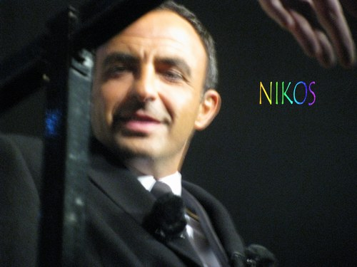 Nikos Aliagas - photo postée par gillou07