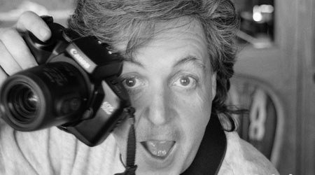 Paul McCartney - photo postée par lauriane1998