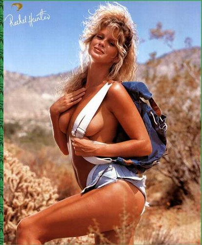 Rachel Hunter - photo postée par ln426