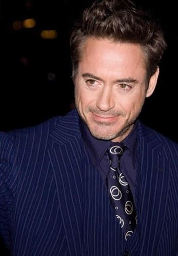 Robert Downey Junior - foto publicada por mirydedowneyjr