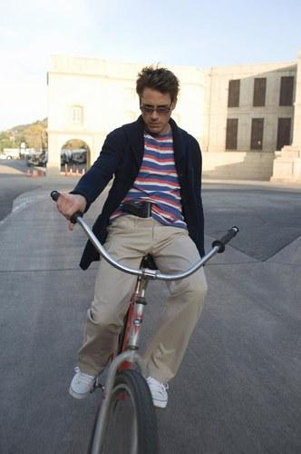 Robert Downey Junior - photo postée par mrsrobertdowneyjr